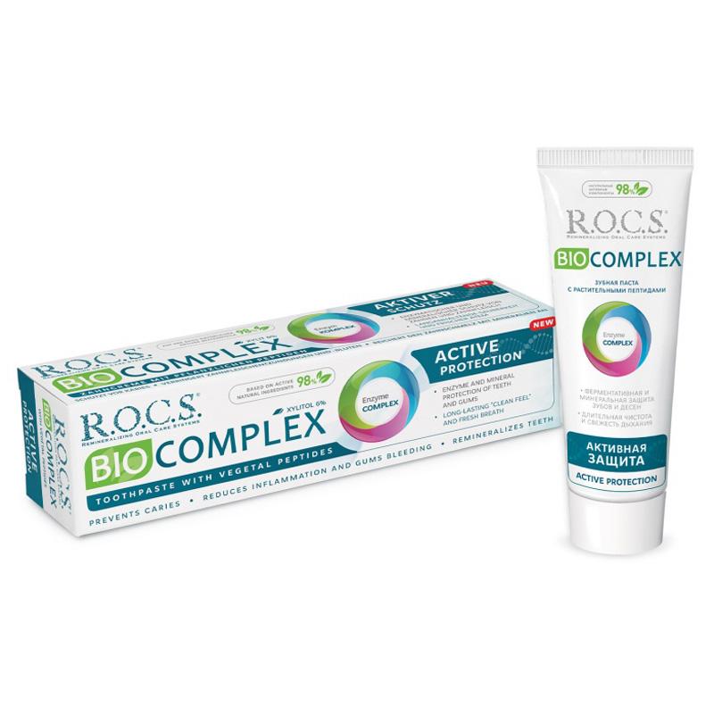 Паста за зъби - Biocomplex - 94гр