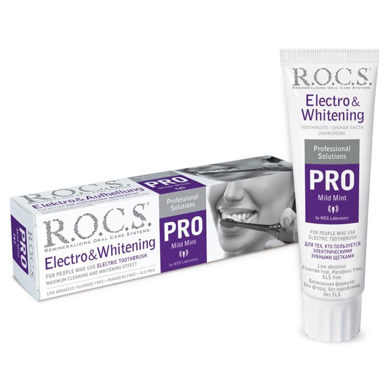 Паста за зъби - PRO Electro&Whitening