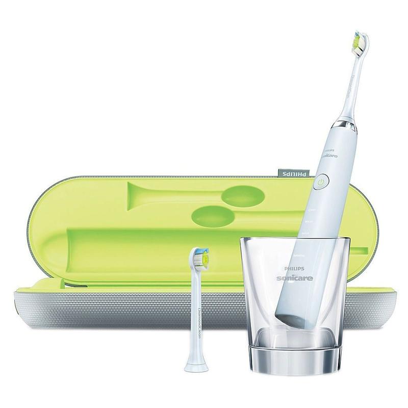 Четка за зъби – електрическа звукова – Sonicare Diamond Clean White